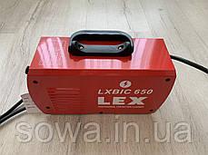 Пуско-зарядное устройство LEX LXBIC650 ( 650А : 12В/24В ), фото 2