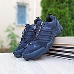 Мужские зимние кроссовки Adidas Swift Terrex (черные) ТЕРМО 3513, фото 4