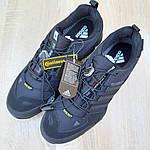 Мужские зимние кроссовки Adidas Swift Terrex (черные) ТЕРМО 3513, фото 5