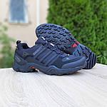 Мужские зимние кроссовки Adidas Swift Terrex (черные) ТЕРМО 3513, фото 6