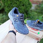 Мужские кроссовки New Balance 999 (серые) 10248 ВЕЛИКАНЫ, фото 2