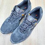 Мужские кроссовки New Balance 999 (серые) 10248 ВЕЛИКАНЫ, фото 7