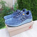 Мужские кроссовки New Balance 999 (серые) 10248 ВЕЛИКАНЫ, фото 8