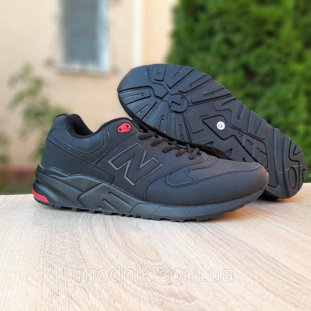 Мужские кроссовки New Balance 999 (черные) 10250 ВЕЛИКАНЫ