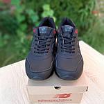 Мужские кроссовки New Balance 999 (черные) 10250 ВЕЛИКАНЫ, фото 3