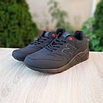 Мужские кроссовки New Balance 999 (черные) 10250 ВЕЛИКАНЫ, фото 4