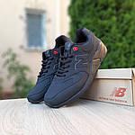 Мужские кроссовки New Balance 999 (черные) 10250 ВЕЛИКАНЫ, фото 5