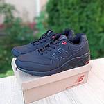 Мужские кроссовки New Balance 999 (черные) 10250 ВЕЛИКАНЫ, фото 8