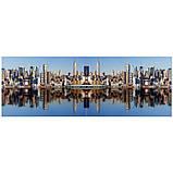 """Кухонний скіналі (фартух) """"New York"""" / Кухонный скинали (фартук) """"New York"""", фото 3"""