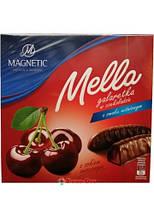 Шоколадні Цукерки Magnetic Mella Galaretka Wisni (Вишня) ,190g