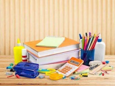 Офис, школа, книги
