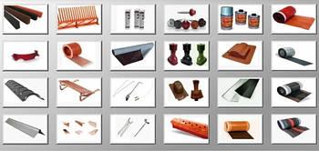 Саморізи Фарби Ущільнювачі та комплектуючі для даху