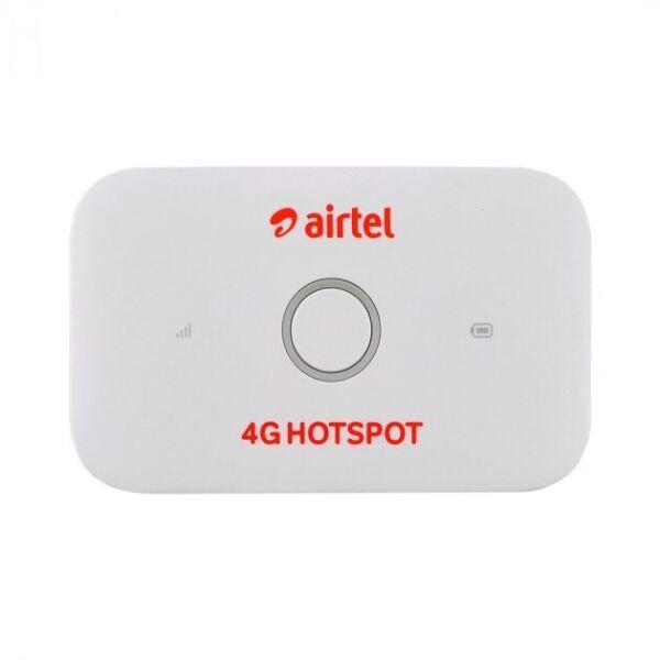 Мобильный 3G/4G Wi-Fi роутер Huawei E5573 с разъемом под антенну