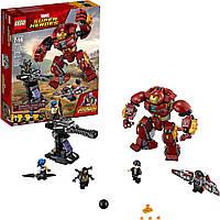 Lego Super Heroes Війна нескінченності: Бій Халкбастера 76104