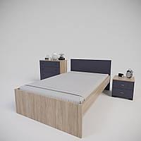 Комплект подростковой мебели Х-Скаут-16 графит мат