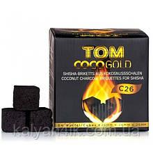 >Уголь Tom Coco Gold C26 1 кг.