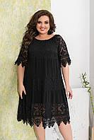 Платье женское нарядное летнее большие размеры С239, фото 1
