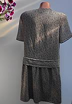 Роскошное летнее платье с карманами размер наш 50 (к-37), фото 3