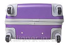 Чемодан Bonro Smile набор 3 шт. фиолетовый, фото 3