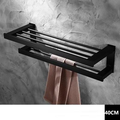 Вешалка для полотенец  в ванную комнату. Модель RD-9187