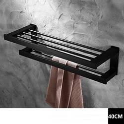 Вішалка для рушників у ванну кімнату. Модель RD-9187