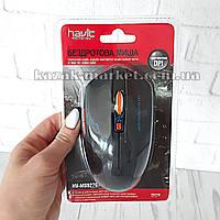 Мышка беспроводная оптическая Havit HV-MS927GT / Мышка USB / Блютуз мышка / Мышь компьютерная