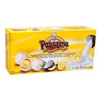 Вафельные конфеты Papagena Coconut Lemon, 120 г