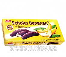 Цукерки Schoko Bananen, 300 г
