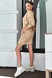 1628/7 Стильное женское платье, фото 3