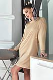 1628/7 Стильное женское платье, фото 2