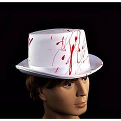 Шляпа Кровавая Цилиндр р 56-60