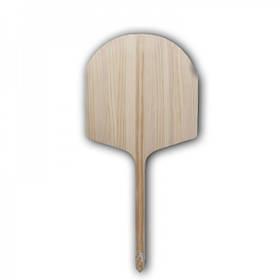 Лопата для пиццы 50х52, деревянная Winco