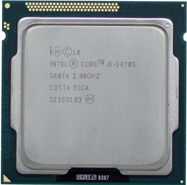 Процессор Intel Core i5-3470s 2.9GHz/s1155