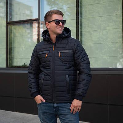 Куртка мужская весенняя     от производителя 54 р  синий