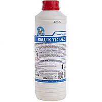 Средство BALU К 114 DEZ для мытья универсальное  1 л бутылка