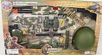 Военный игровой набор для мальчика 33450 - 33470, 2 вида