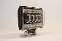 Светодиодная фара ближнего света AllLight 41B- 60W ДХО. Четкой световой теневой границей