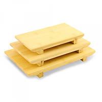 Гета бамбуковое 27х18х3см Pro Master арт.29054