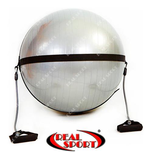 Ремень на фитбол для крепления эспандеров FI-0702-75 Body Ball Strap