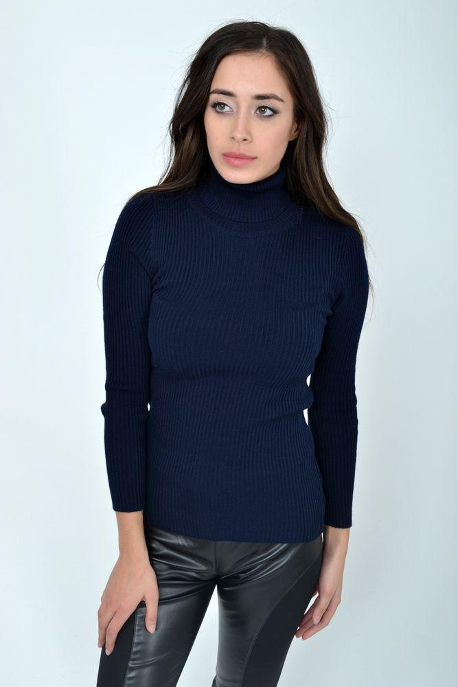 Гольф женский 103R039 цвет Темно-синий