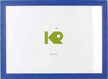 """Фоторамка """"DL"""" 10х15 №DL-114 синя структура(24)"""