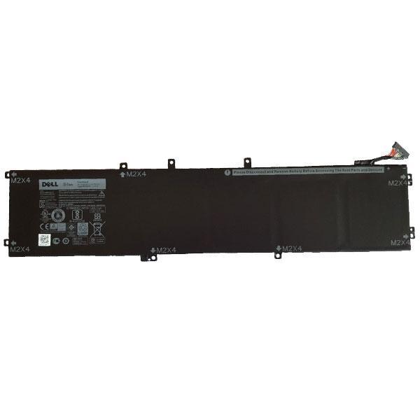 Оригинальная батарея Dell  XPS 15 9550 (4GVGH 11.4V 84Wh) - Аккумулятор, АКБ