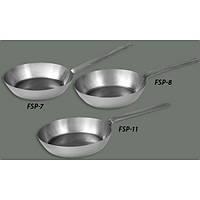 Сковорода для индукции французский стиль карбоновая сталь 28 см