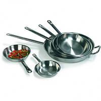 Сковорода нержавеющая сталь 3,5 л (28х6 см) KAPP арт.56068