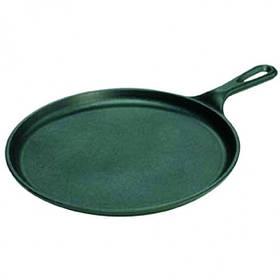 Сковорода блинная чугунная 25мм Winco