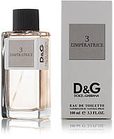 100 мл туалетная вода Dolce & Gabbana L`Imperatrice 3 -(Ж)