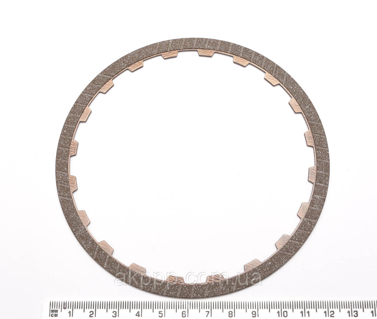 Фрикціон диск зчеплення акпп RE4F04A, RE4F04B, 4F20E