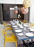 Стул Мастерс желтый пластик СДМ группа (бесплатная доставка), фото 9