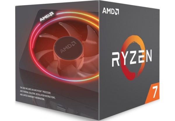 Процессор AMD Ryzen 7 2700X 4.3GHz/AM4 BOX