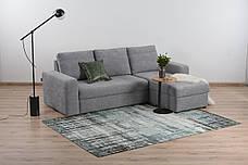 Угловой диван Филадельфия с отаманкой, выбор обивки, доставка, фото 2